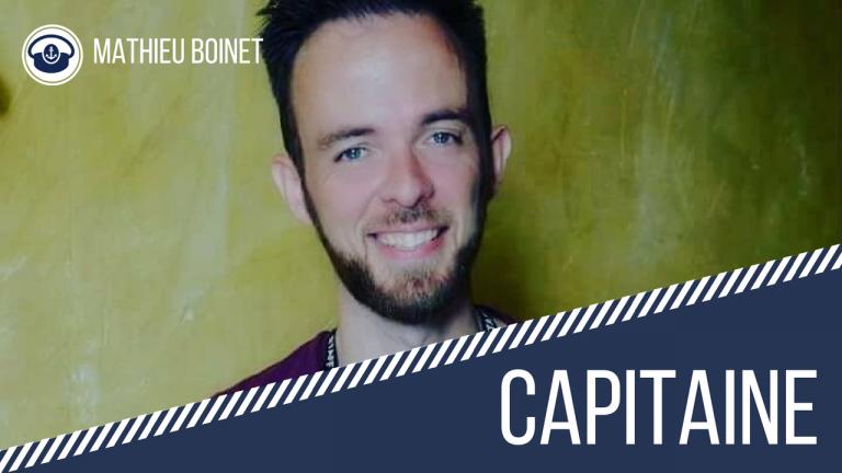 Mathieu Boinet - Rubrique portrait de Capitaine - Miss Marketing